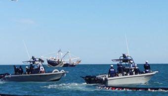 Semar duplica vigilancia en litorales de Sonora