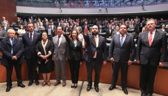 PAN y PRD denuncian pacto entre PRI y Morena para nombrar comisionados del INAI