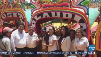 Sheinbaum Promete Ayuda Damnificados Sismo Xochimilco