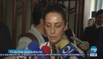 Sheinbaum Compromete Reinstalar Trabajadores Gobierno Local Despedidos