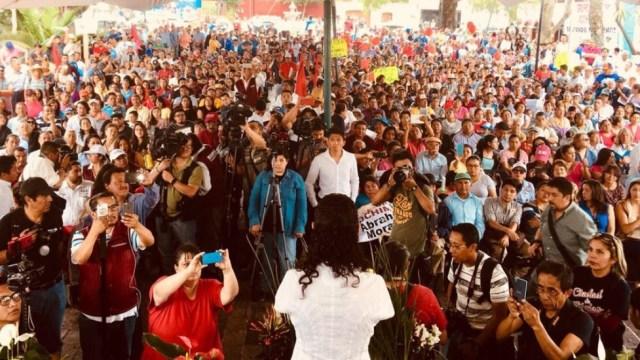 Sheinbaum acusa a gobierno de Mancera de abandonar Xochimilco tras sismo