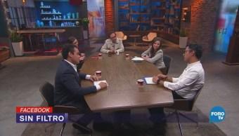 Sin Filtro con Genaro Lozano: Programa del 15 de abril 2018