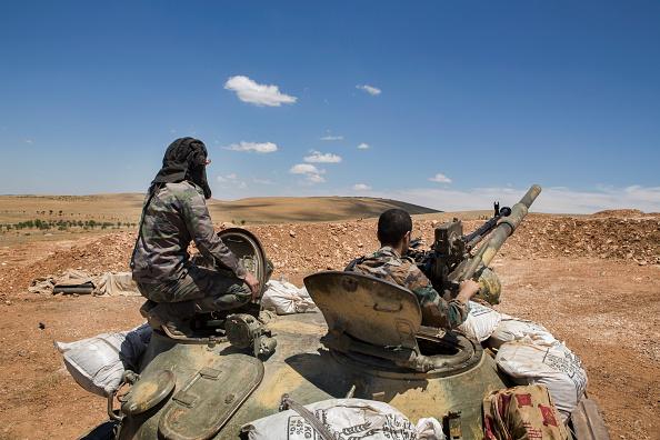 Siria desmiente ataque misiles provincia Homs