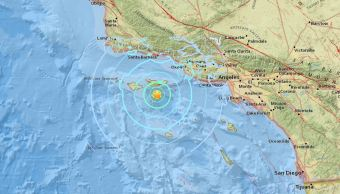 Sismo magnitud 5 3 remece costa sur California