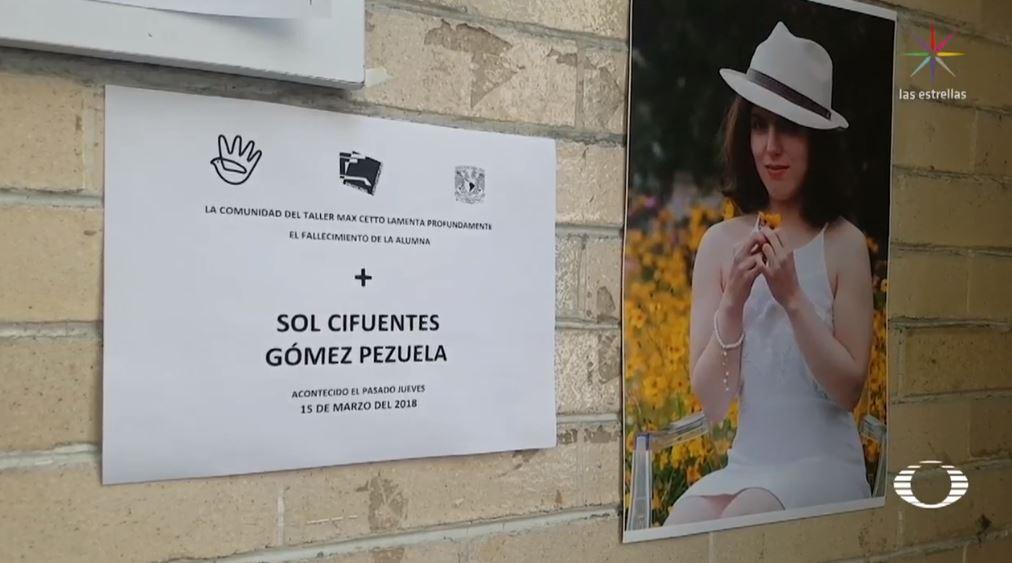 Facultad de Arquitectura exige esclarecer feminicidios de catedrática y alumna