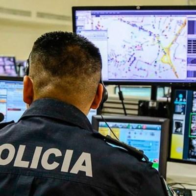 Detienen a 5 presuntos extorsionadores en el centro de la CDMX
