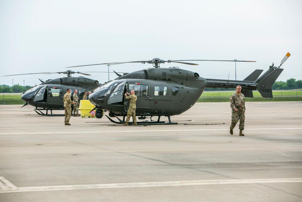 Texas enviará 250 efectivos Guardia Nacional frontera