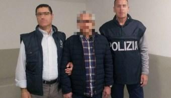 Yarrignton llega a EU para enfrentar cargos por drogas y lavado de dinero