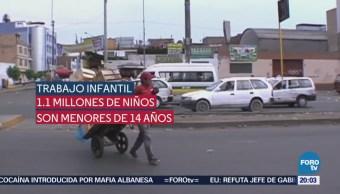 Trabajo infantil en México