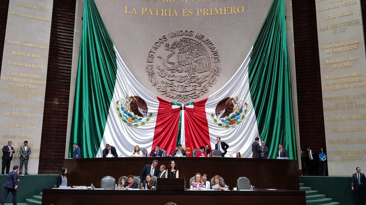 Concluye periodo ordinario de sesiones en la Cámara de Diputados