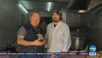 Viernes culinario: Pancita y huaraches con picaña