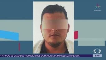 Vinculan a proceso a asesino de periodista Javier Valdez