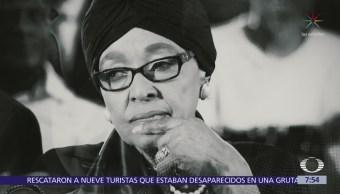 Winnie Mandela, clave en la lucha antiapartheid, murió a los 81 años