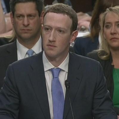 5 puntos que Zuckerberg reveló sobre Facebook en el Senado