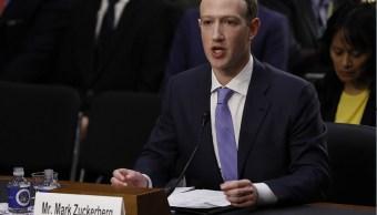 Zuckerberg afirma que Facebook colabora Mueller trama rusa