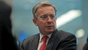 Uribe niega vínculos con el narco como señala EU