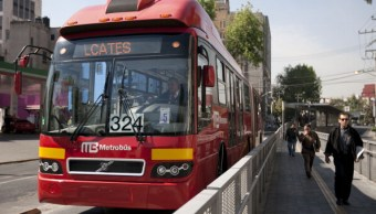 prohiben subir transporte publico gorra y lentes usuarios desconocen medida
