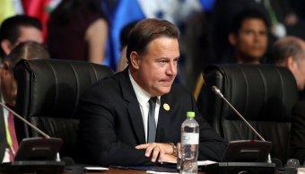 Presidente de Panamá iniciará consultas para reformar Constitución previo a las elecciones