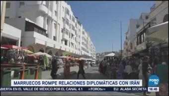Marruecos Rompe Relaciones Diplomáticas Irán
