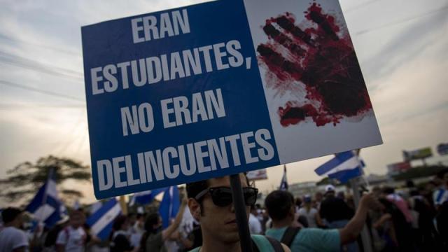reportan muerto y 11 heridos ataque universidad nicaragua