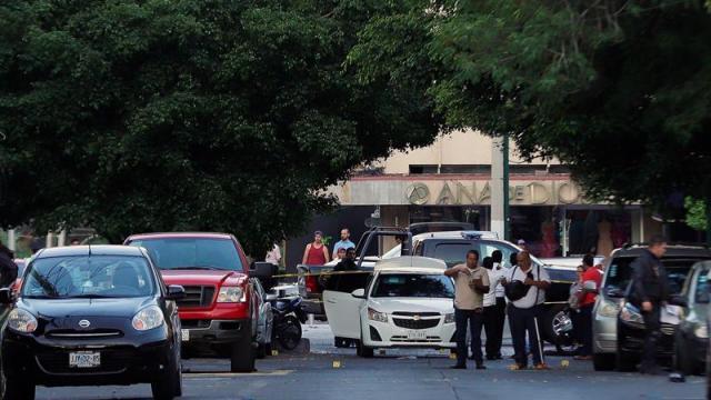 Célula del CJNG perpetró atentado contra exfiscal de Jalisco