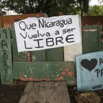 Estudiantes siguen atrincherados en Universidad de Nicaragua