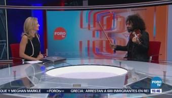 Ara Malikian Presentará Mayo Auditorio Nacional