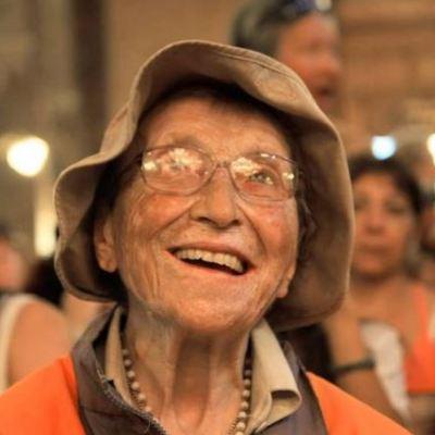 'Abuelita peregrina' visita la Basílica de Guadalupe por segunda ocasión