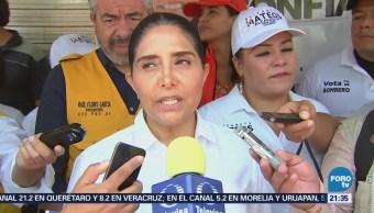 Actividades Alejandra Barrales Delegación Iztacalco