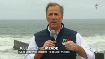 Actividades José Antonio Meade Tijuana Baja California