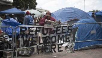 Activistas ofrecen sus hogares integrantes caravana migrante