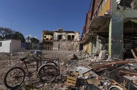 Concluye emergencia en municipios Oaxaca afectados por sismo