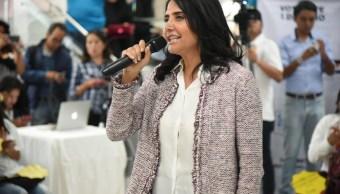 Barrales se compromete a regresar la seguridad a la CDMX