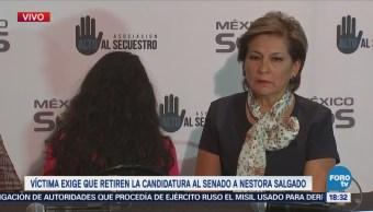 Alto al secuestro y México SOS exigen justicia