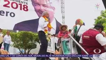 AMLO promete Comisión de la Verdad por caso Ayotzinapa