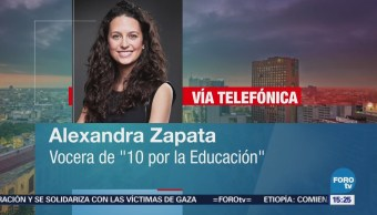 Amlo Tuvo Discurso Contradictorio Alexandra Zapata