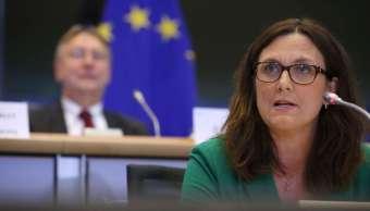 UE, preocupada por telecomunicaciones y aranceles