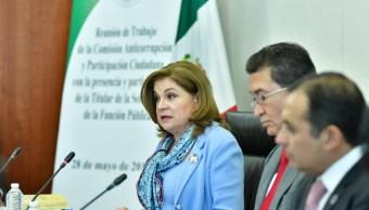 SFP: En junio, sanciones por socavón del Paso Exprés de Cuernavaca