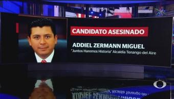 Asesinan Candidato Tenango Del Aire Estado De México