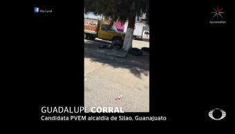 Asesinan a un sujeto en mitin de candidata del PVEM