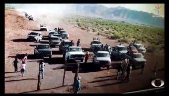 integrantes el barzon irrumpen rancho familia lebaron chihuahua