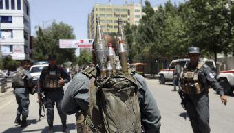 Explosiones en Kabul dejan al menos seis heridos