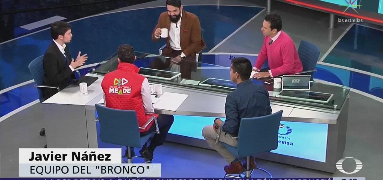 Attolini, Ospital, Náñez y Adame, mesa política en Despierta