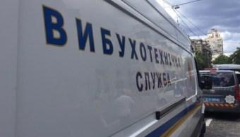 Cierran estaciones de metro en Kiev tras aviso de bomba