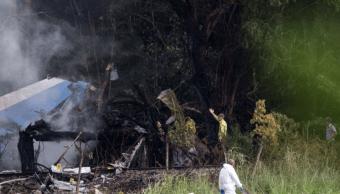 EU y México cooperan con Cuba en investigación de accidente aéreo