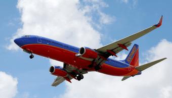 SouthWest Airlines realiza en Dallas un nuevo aterrizaje de emergencia