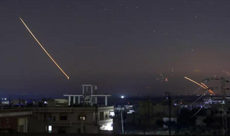 Aviones israelíes atacan aeropuerto militar Siria