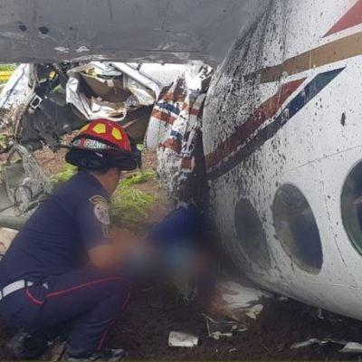 Mueren dos mexicanos al desplomarse avioneta en Guatemala