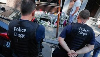 Bélgica confirma atentado en Lieja fue un ataque terrorista