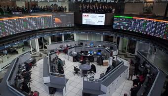 Gana Bolsa Mexicana de Valores después de menor nivel 16 meses